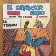 BDs: EL DEFENSOR NEGRO - NUMERO 31 - MAGA, ORIGINAL - GCH1. Lote 192964272