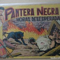 Tebeos: PANTERA NEGRA Nº 29 ORIGINAL. Lote 193235936