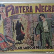 Tebeos: PANTERA NEGRA Nº 16 ORIGINAL. Lote 193236282