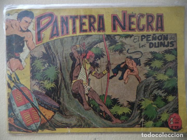 PANTERA NEGRA Nº 41ORIGINAL (Tebeos y Comics - Maga - Pantera Negra)