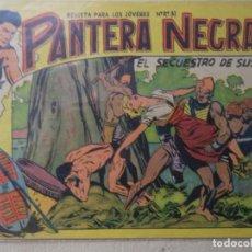 Tebeos: PANTERA NEGRA Nº 44 ORIGINAL. Lote 193236372