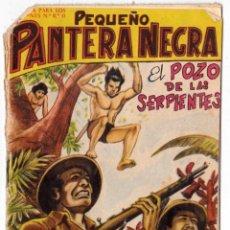 Tebeos: PEQUEÑO PANTERA NEGRA , Nº 84 , MAGA , 1958 (ORIGINAL). Lote 193383178