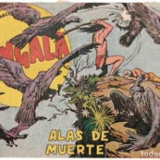 Tebeos: ORIGINAL - BENGALA - NÚMERO 35: ALAS DE MUERTE. Lote 193384815