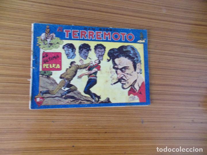 DAN BARRY EL TERREMOTO Nº 57 EDITA MAGA (Tebeos y Comics - Maga - Dan Barry)