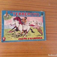 Tebeos: DAN BARRY EL TERREMOTO Nº 60 EDITA MAGA . Lote 193634262