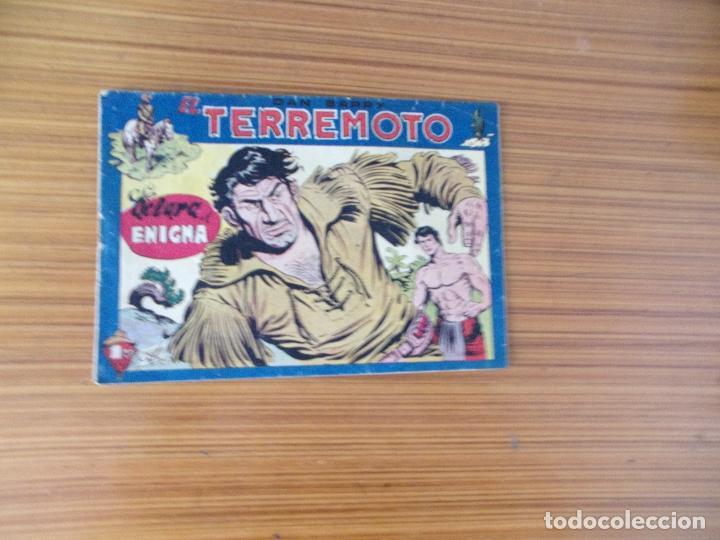DAN BARRY EL TERREMOTO Nº 37 EDITA MAGA (Tebeos y Comics - Maga - Dan Barry)