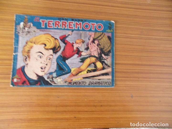 DAN BARRY EL TERREMOTO Nº 22 EDITA MAGA (Tebeos y Comics - Maga - Dan Barry)