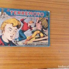 Tebeos: DAN BARRY EL TERREMOTO Nº 22 EDITA MAGA . Lote 193634643