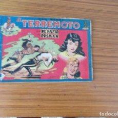 Livros de Banda Desenhada: DAN BARRY EL TERREMOTO Nº 75 EDITA MAGA . Lote 193635510