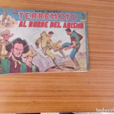Livros de Banda Desenhada: DAN BARRY EL TERREMOTO Nº 2 EDITA MAGA . Lote 193636041