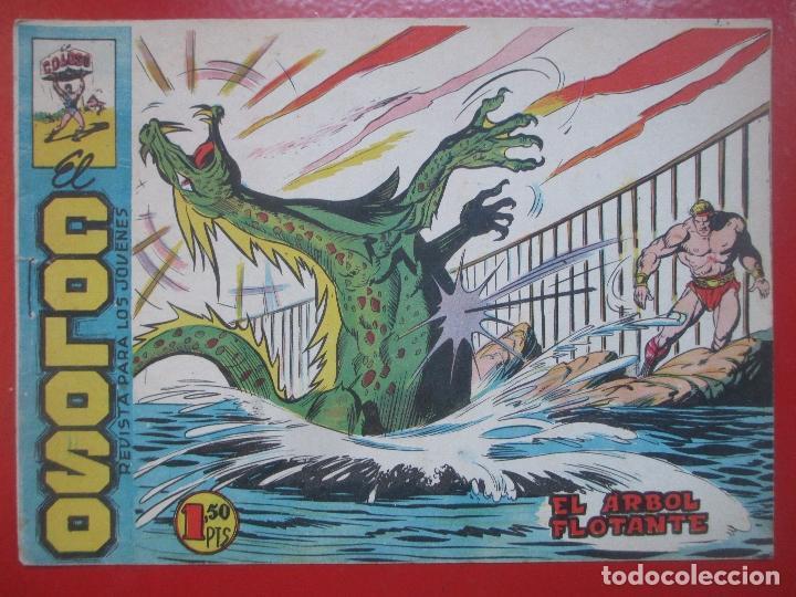 Tebeos: LOTE 22 TEBEOS EL COLOSO Y EL PRINCIPE DE RODAS ED. MAGA VER NUMEROS - Foto 7 - 193823296