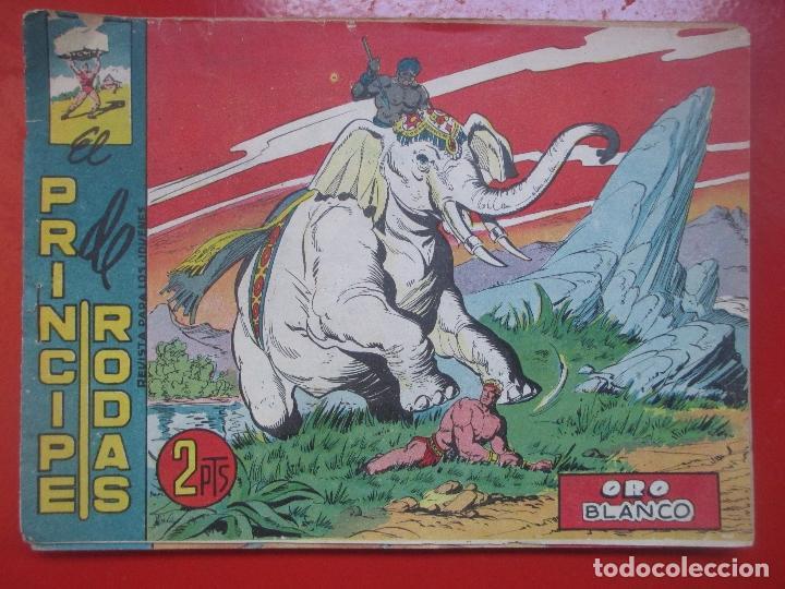 Tebeos: LOTE 22 TEBEOS EL COLOSO Y EL PRINCIPE DE RODAS ED. MAGA VER NUMEROS - Foto 8 - 193823296