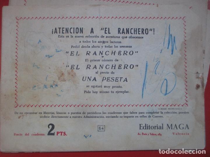 Tebeos: LOTE 22 TEBEOS EL COLOSO Y EL PRINCIPE DE RODAS ED. MAGA VER NUMEROS - Foto 10 - 193823296