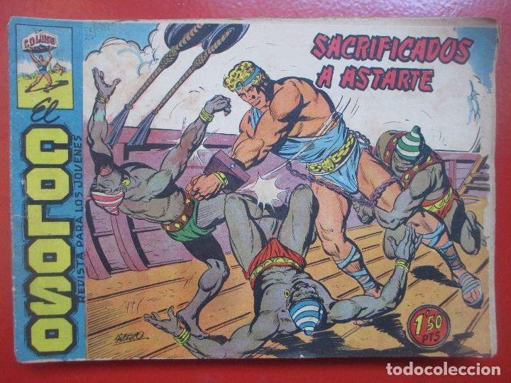 LOTE 22 TEBEOS EL COLOSO Y EL PRINCIPE DE RODAS ED. MAGA VER NUMEROS (Tebeos y Comics - Maga - Otros)