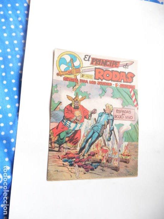 PRINCIPE DE RODAS Nº10 ORIGINAL MAGA (Tebeos y Comics - Maga - Otros)