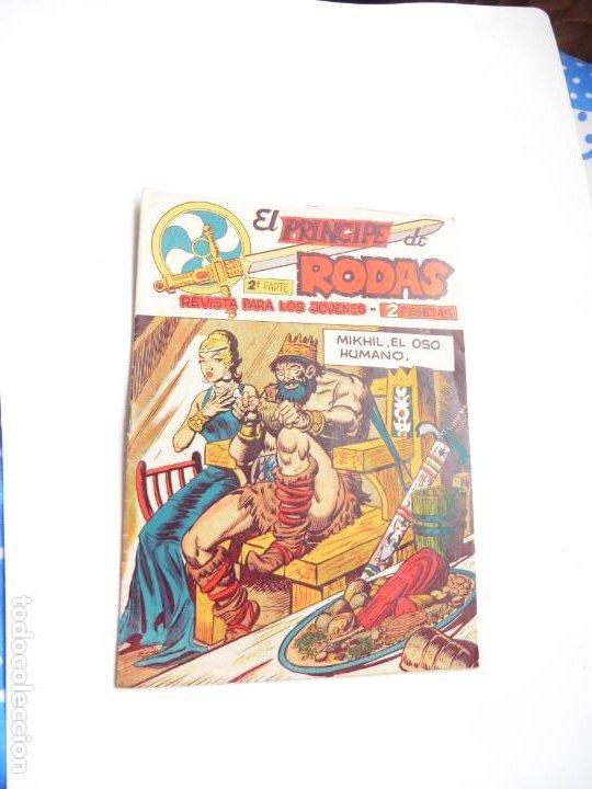 PRINCIPE DE RODAS Nº13 ORIGINAL MAGA (Tebeos y Comics - Maga - Otros)