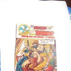 Tebeos: PRINCIPE DE RODAS Nº13 ORIGINAL MAGA. Lote 193910615