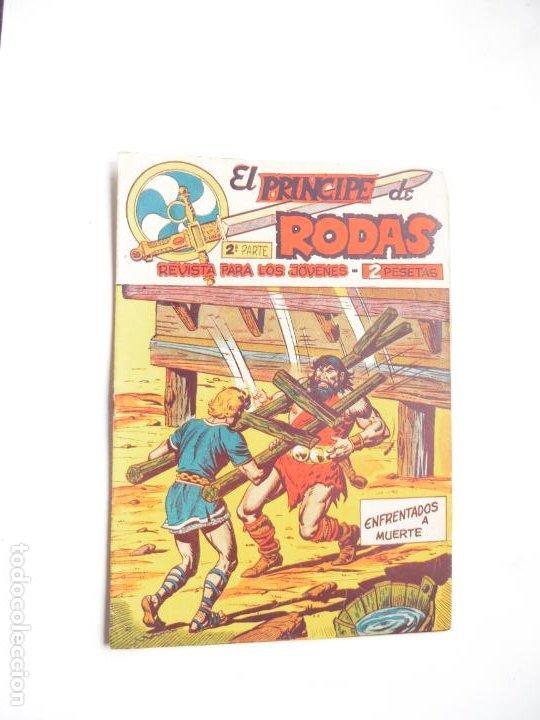 PRINCIPE DE RODAS Nº14 ORIGINAL MAGA (Tebeos y Comics - Maga - Otros)