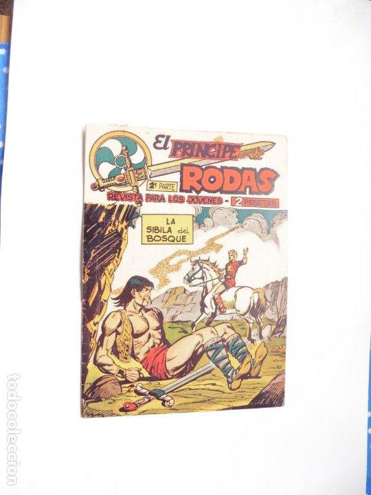 PRINCIPE DE RODAS Nº16 ORIGINAL MAGA (Tebeos y Comics - Maga - Otros)