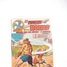 Tebeos: PRINCIPE DE RODAS Nº17 ORIGINAL MAGA. Lote 193910813