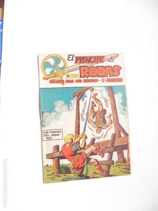 PRINCIPE DE RODAS Nº20 ORIGINAL MAGA (Tebeos y Comics - Maga - Otros)