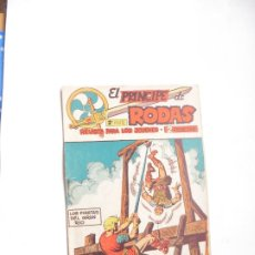 Tebeos: PRINCIPE DE RODAS Nº20 ORIGINAL MAGA. Lote 193911326