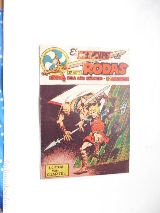 PRINCIPE DE RODAS Nº22 ORIGINAL MAGA (Tebeos y Comics - Maga - Otros)