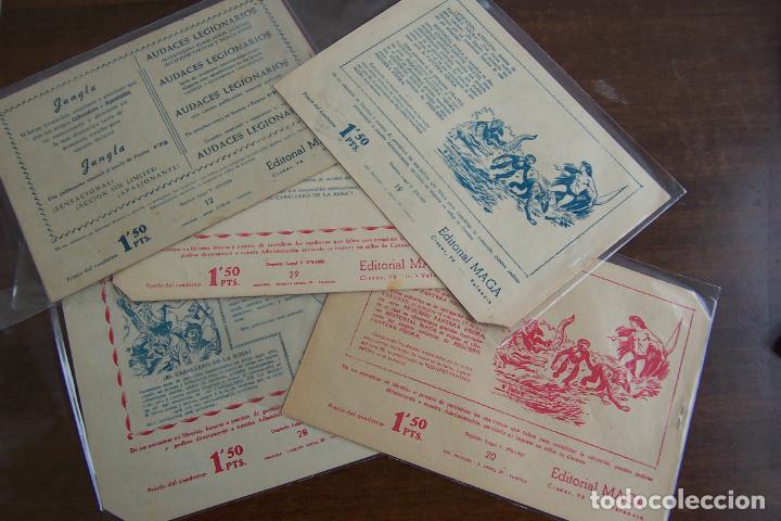 Tebeos: maga marcos y sus series - bengala 1ª -y- 2ª - Foto 12 - 35365581