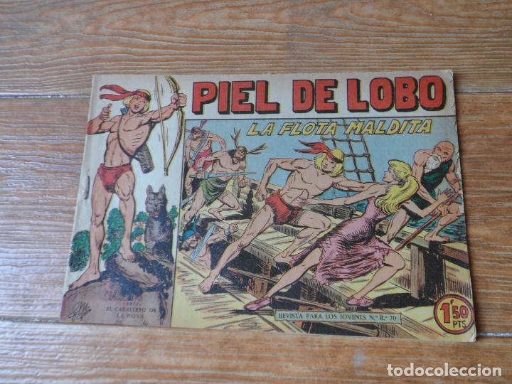 PIEL DE LOBO Nº 29 EDITORIAL MAGA ORIGINAL (Tebeos y Comics - Maga - Piel de Lobo)