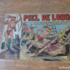 Tebeos: PIEL DE LOBO Nº 29 EDITORIAL MAGA ORIGINAL. Lote 193975111