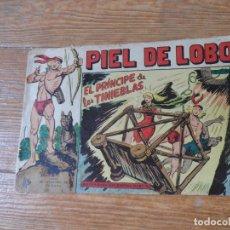 Tebeos: PIEL DE LOBO Nº 25 EDITORIAL MAGA ORIGINAL. Lote 193975161