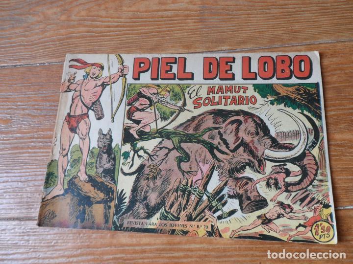 PIEL DE LOBO Nº 11 EDITORIAL MAGA ORIGINAL (Tebeos y Comics - Maga - Piel de Lobo)