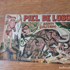 Tebeos: PIEL DE LOBO Nº 11 EDITORIAL MAGA ORIGINAL. Lote 193975320