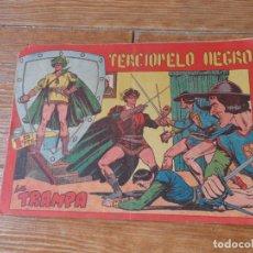 Giornalini: TERCIOPELO NEGRO Nº 2 MAGA ORIGINAL . Lote 193975448