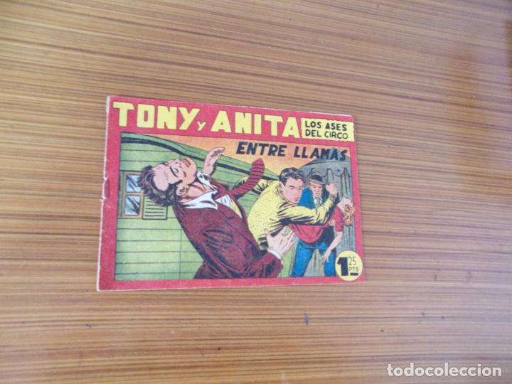 TONY Y ANITA Nº 32 EDITA MAGA (Tebeos y Comics - Maga - Tony y Anita)