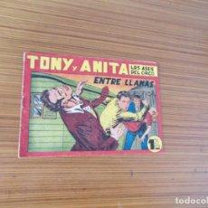 Tebeos: TONY Y ANITA Nº 32 EDITA MAGA . Lote 194004768
