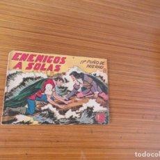 Tebeos: PUÑO DE HIERRO Nº 21 EDITA MAGA . Lote 194006848