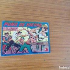 Tebeos: PUÑO DE HIERRO Nº 2 EDITA MAGA . Lote 194007111