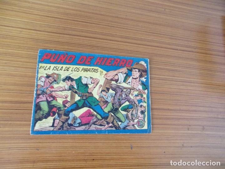 PUÑO DE HIERRO Nº 4 EDITA MAGA (Tebeos y Comics - Maga - Otros)