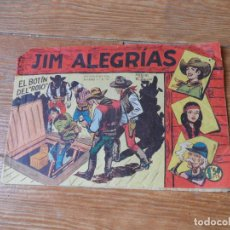 Tebeos: JIM ALEGRIAS Nº 57 EDITORIAL MAGA ORIGINAL. Lote 194010501