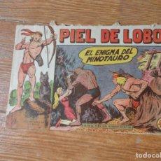 Tebeos: PIEL DE LOBO Nº 46 EDITORIAL MAGA ORIGINAL . Lote 194010781