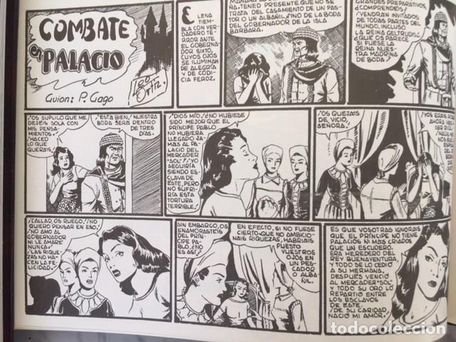 Tebeos: EL PRINCIPE PABLO - Fascimil, completa, encuadernada - Ed. Maga - Foto 7 - 194226681