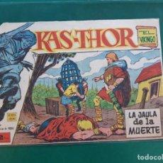 Tebeos: KAS-THOR EL VIKINGO Nº 33-ORIGINAL. Lote 194303992