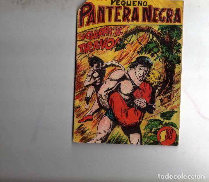 PEQUEÑO PANTERA NEGRA Nº 113 (Tebeos y Comics - Maga - Pantera Negra)