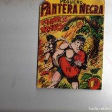 Tebeos: PEQUEÑO PANTERA NEGRA Nº 113. Lote 194340673