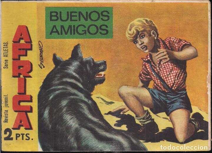 AFRICA Nº 5 (Tebeos y Comics - Maga - Otros)