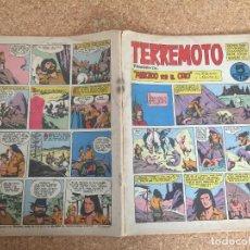 Tebeos: TERREMOTO PRESENTA - NUMERO 13 - MAGA, ORIGINAL - GCH1. Lote 194394110