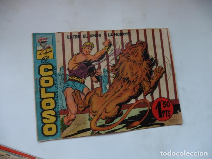 Tebeos: COLOSO COMPLETA ( FALTA EL 57 Y 79 ) MAGA ORIGINAL - Foto 2 - 194406535