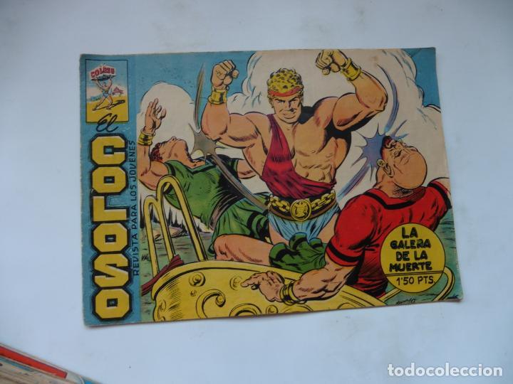 Tebeos: COLOSO COMPLETA ( FALTA EL 57 Y 79 ) MAGA ORIGINAL - Foto 4 - 194406535