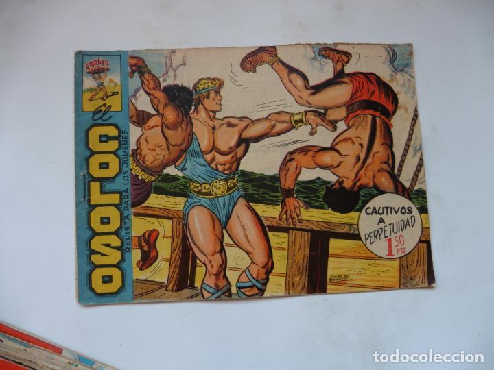 Tebeos: COLOSO COMPLETA ( FALTA EL 57 Y 79 ) MAGA ORIGINAL - Foto 6 - 194406535